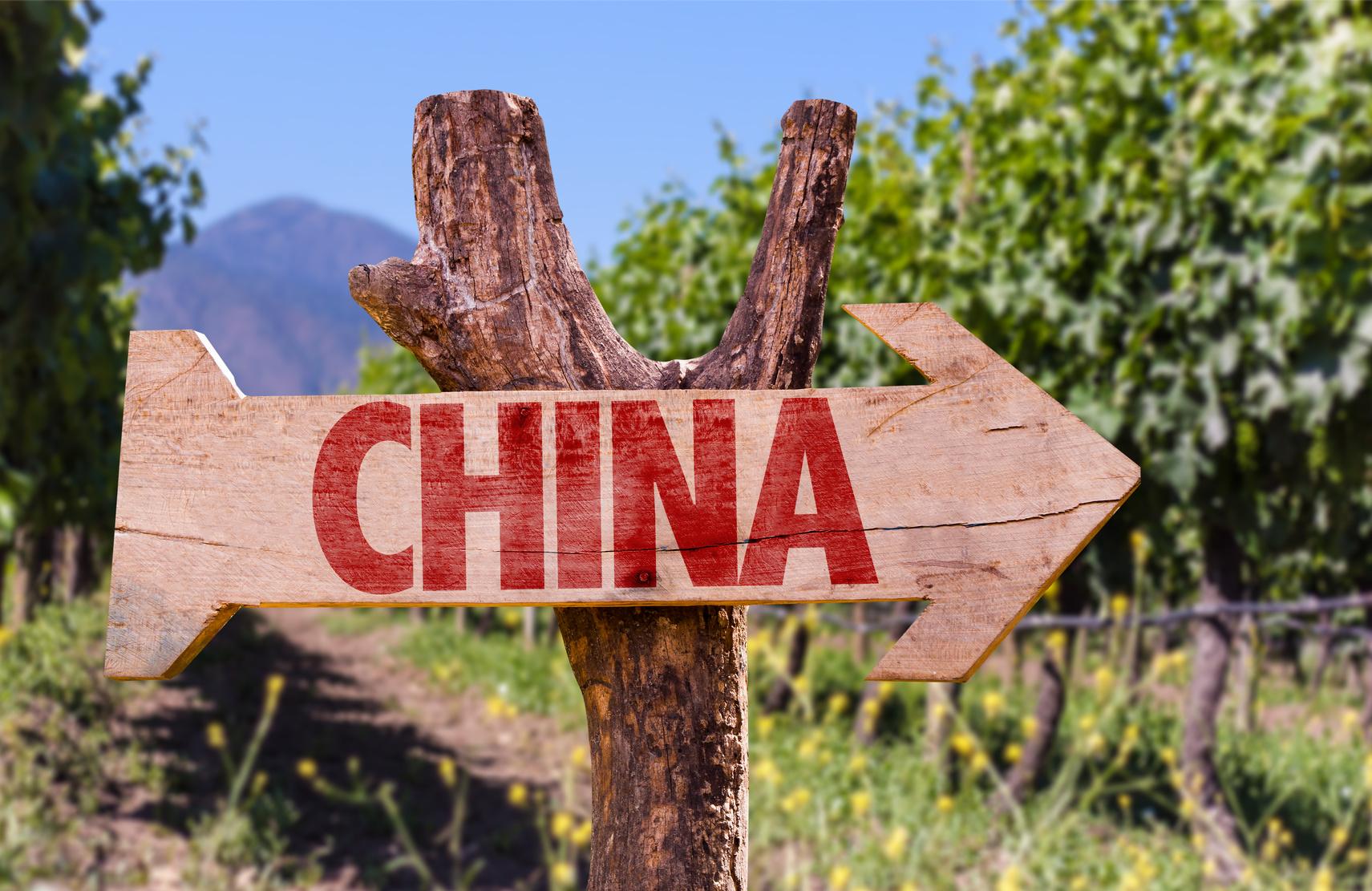 China wine market