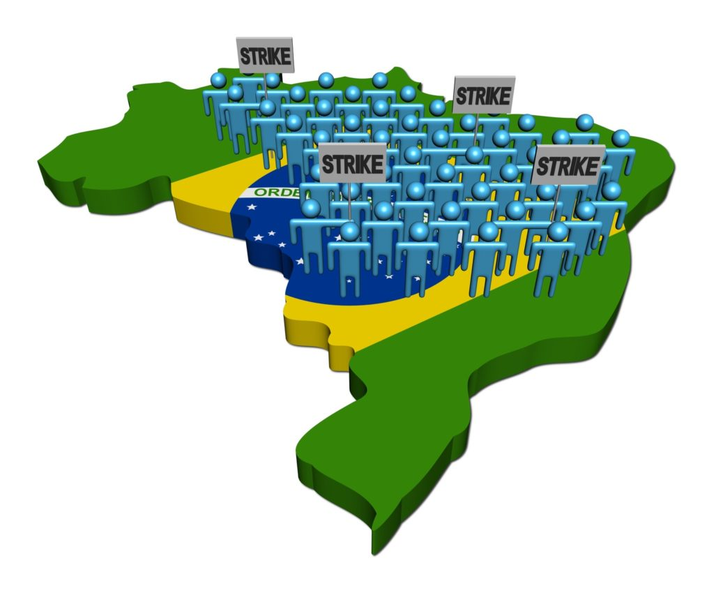 Commentary: Truck Drivers' Strike amid Brazil's Recovery from Recession