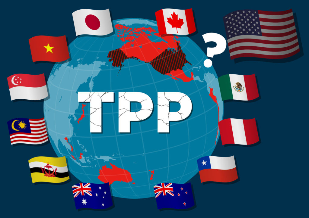 Commentary: USA to Re-Enter TPP but Only If It Calls the Shots