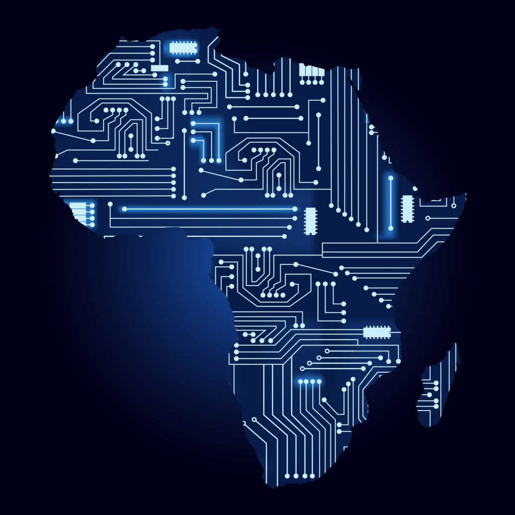 Connecting Africa – Global Tech Players Gaining a Foothold in the Market