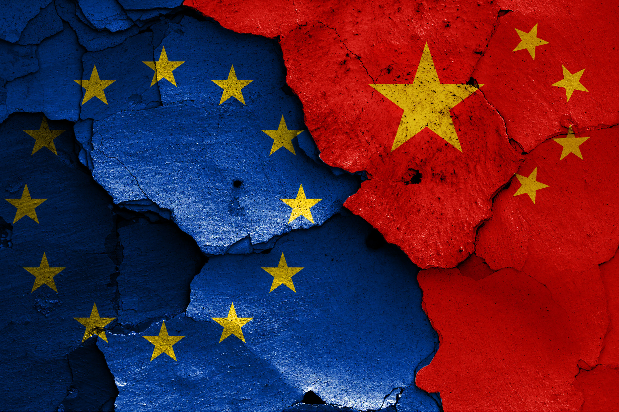 Europe Fights Back to Curb China's Dominance